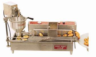 Doughnut Fryers from DT Saunders Ltd (image 2)