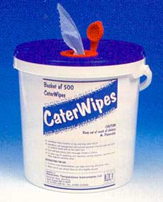 Probe Wipes from DT Saunders Ltd (image 1)
